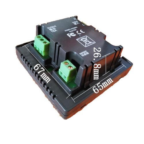 LCD Hiển Thị Lập Trình kỹ thuật số nhiệt cho máy nước nóng