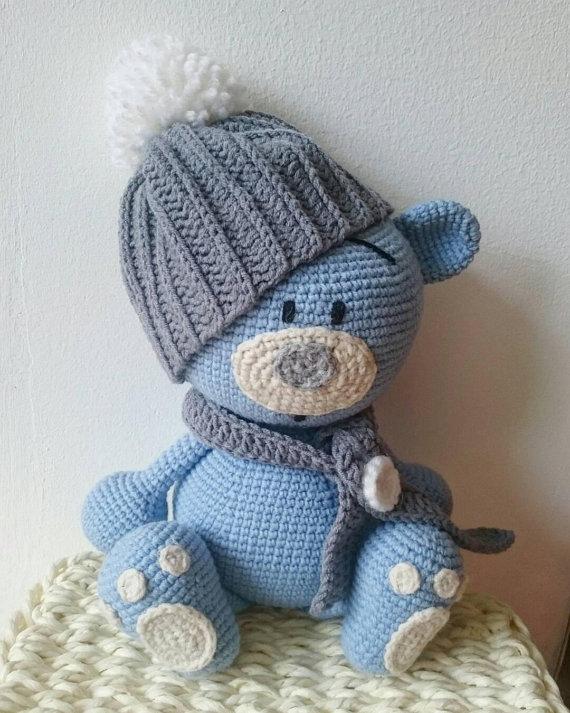 Free Amigurumi Bear Toy Softies Crochet Patterns   Crochet bear ...   713x570