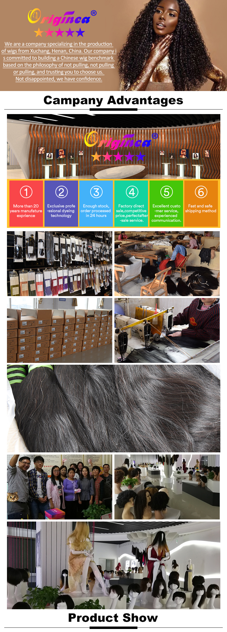 Wholesale large batches of kinky straight indian human hair weave bundles