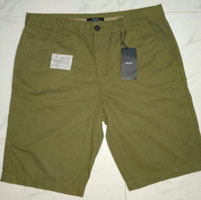 Export Overschot Kledingstukken in Bangladesh Mens 4 Pocket Bermuda