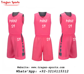 Kid hot sale custom Basketball Jersey Set With Shorts youth Sport Training Basketball kit set