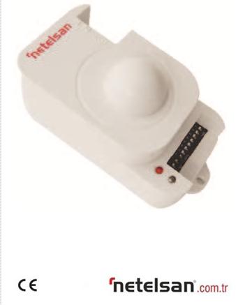 AC 220V 240V 5.8GHz Microwave Movement Sensor Motion Detector For Light Switch