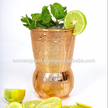 pure copper mugs Moscow mule | 100% copper Moscow mule mugs wholesaler