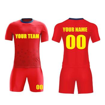 6edde78a1b6 OEM Wholesale Soccer Jersey Best Quality Sublimated Custom Football Jersey  Sports Wear Soccer Jersey
