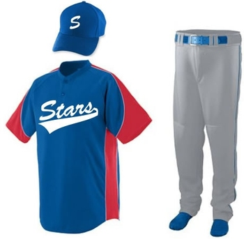 Full Bottom Embroider customized Club Name And Number 100% Polyester Softball Shirt Custom Sublimated Baseball Uniform