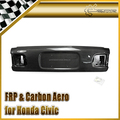For EG Civic 92-95 Carbon Hatch Trunk
