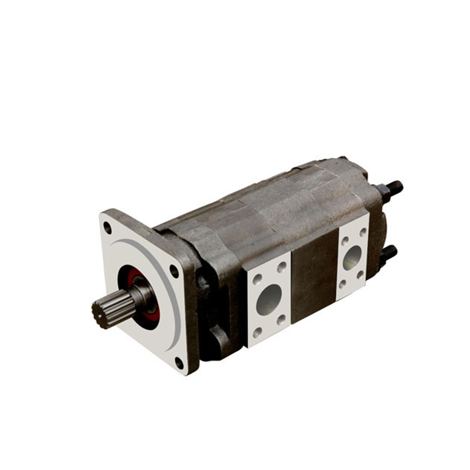 good price Standard piston gear pump of Parker P series P31 P51 oil gear PUMP uchida GEAR pump