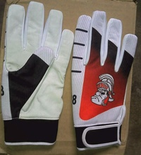 Custom Sublimation Baseball Batting Gloves
