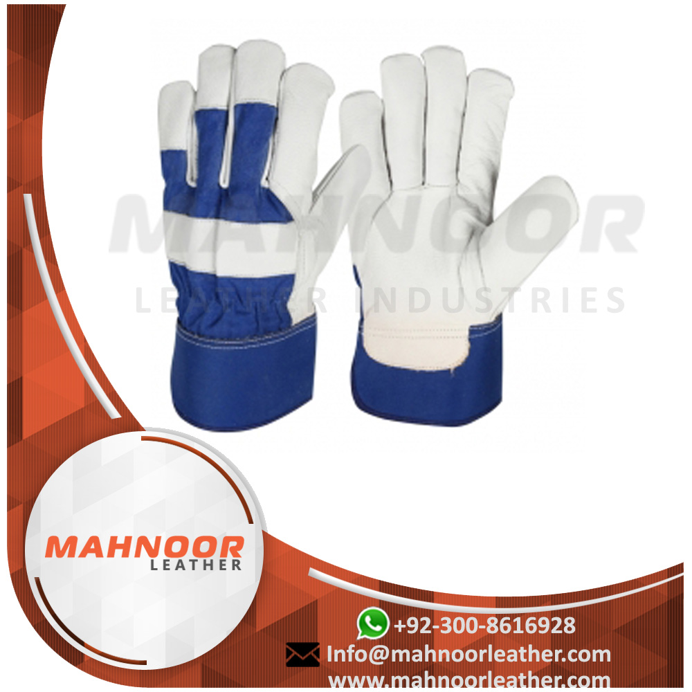 Durable Cut Resistant Protective Safety Canadian Working Gloves