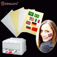 Printable Water Transfer Laser Tattoo Paper