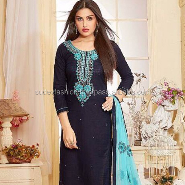 low price cotton salwar suit in surat
