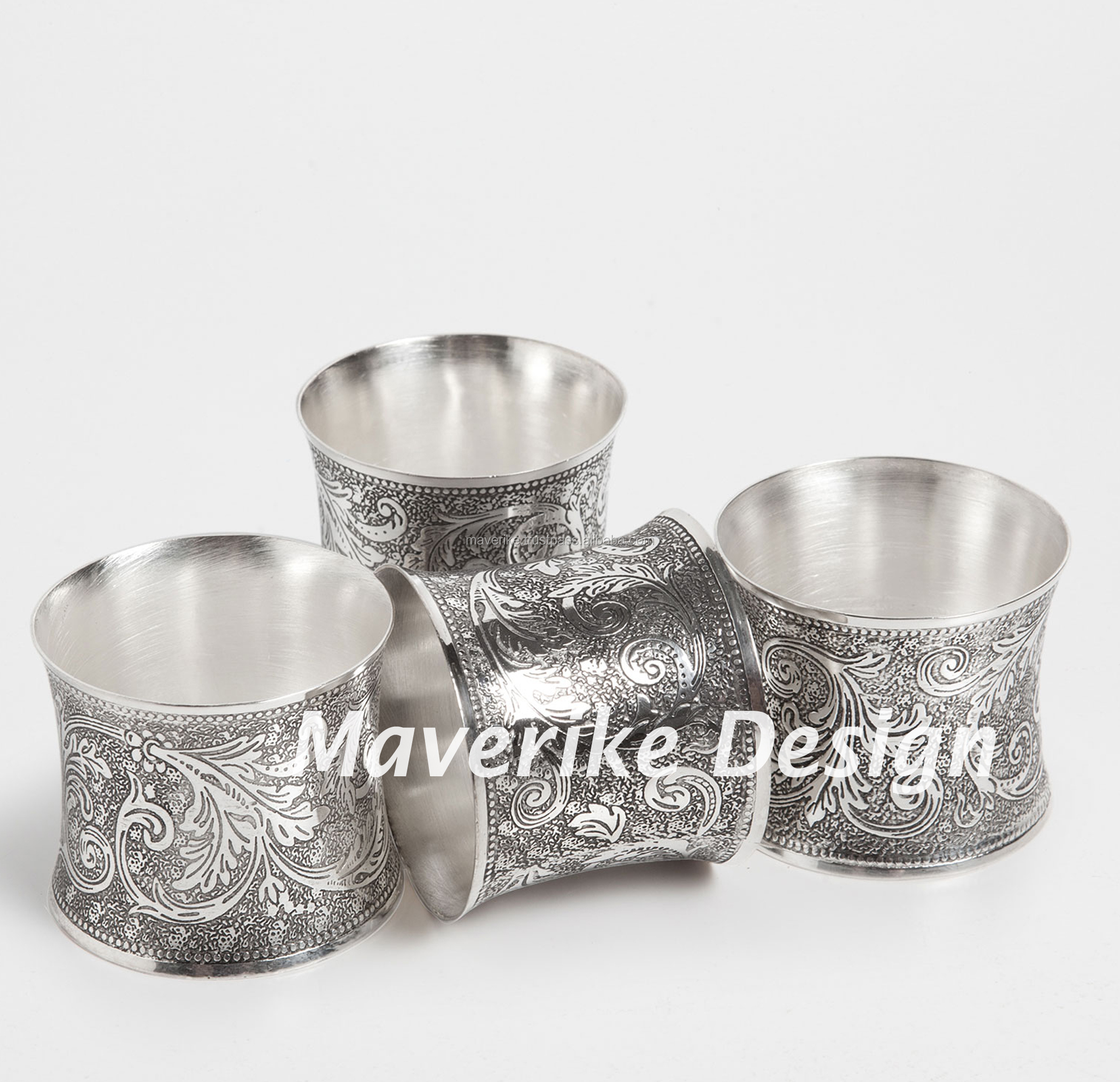 Martellato napkin holder wedding anello