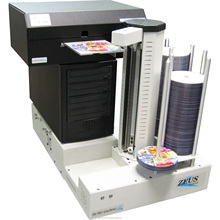 420 Disc Capaciteit 4-Drive Blu-Ray CD DVD Uitgever Duplicator, w/Inkjet Printer, interne <span class=keywords><strong>PC</strong></span> w/Windows 7, DVD Duplicatie