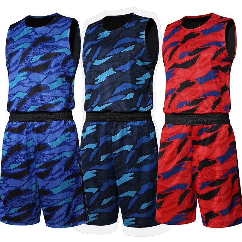 Nuevo estilo personalizado equipo de deporte desgaste jersey de baloncesto 01f771f577e1