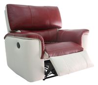 Recliner Glider Chair 100% PVC with Modern Motion Sofa Furniture design 0030300714