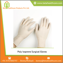 High Grade Unique Cleanest of All PolyIsoprene Surgical Gloves in Bulk