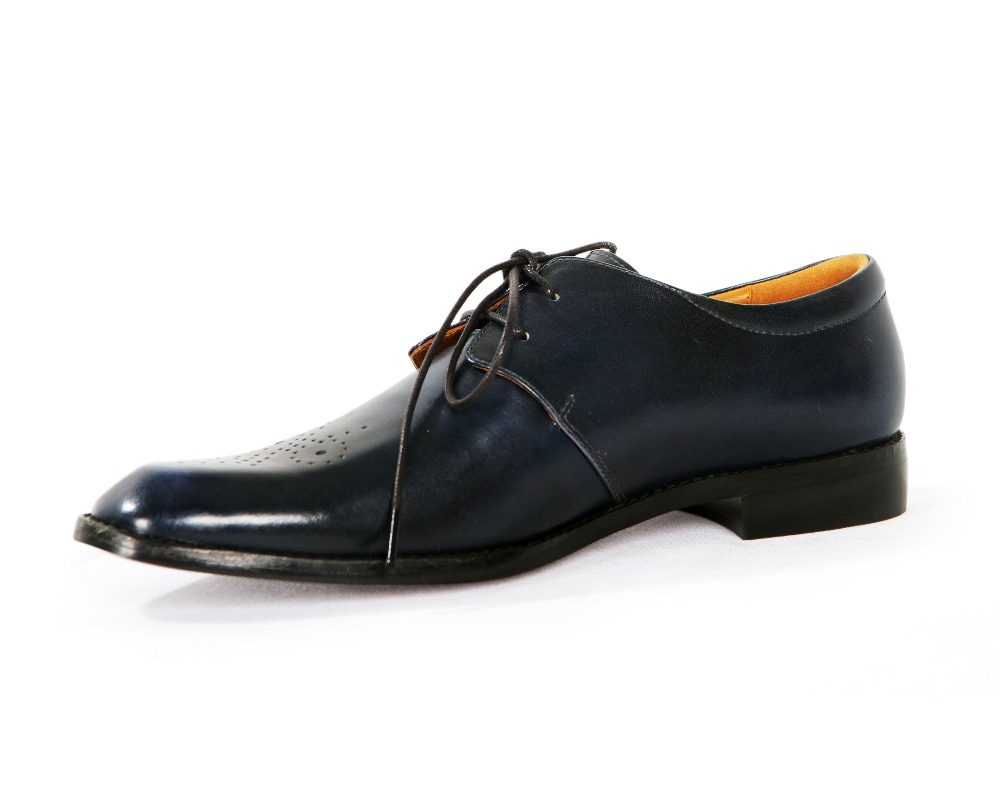 leather handmade 15263 men Vietnam shoes for TCSOw