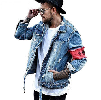 man clothing fashion jaket jeans zip up denim jackets
