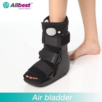 orthopedic air walker boot