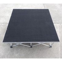 RK durable stage folding stands for small events