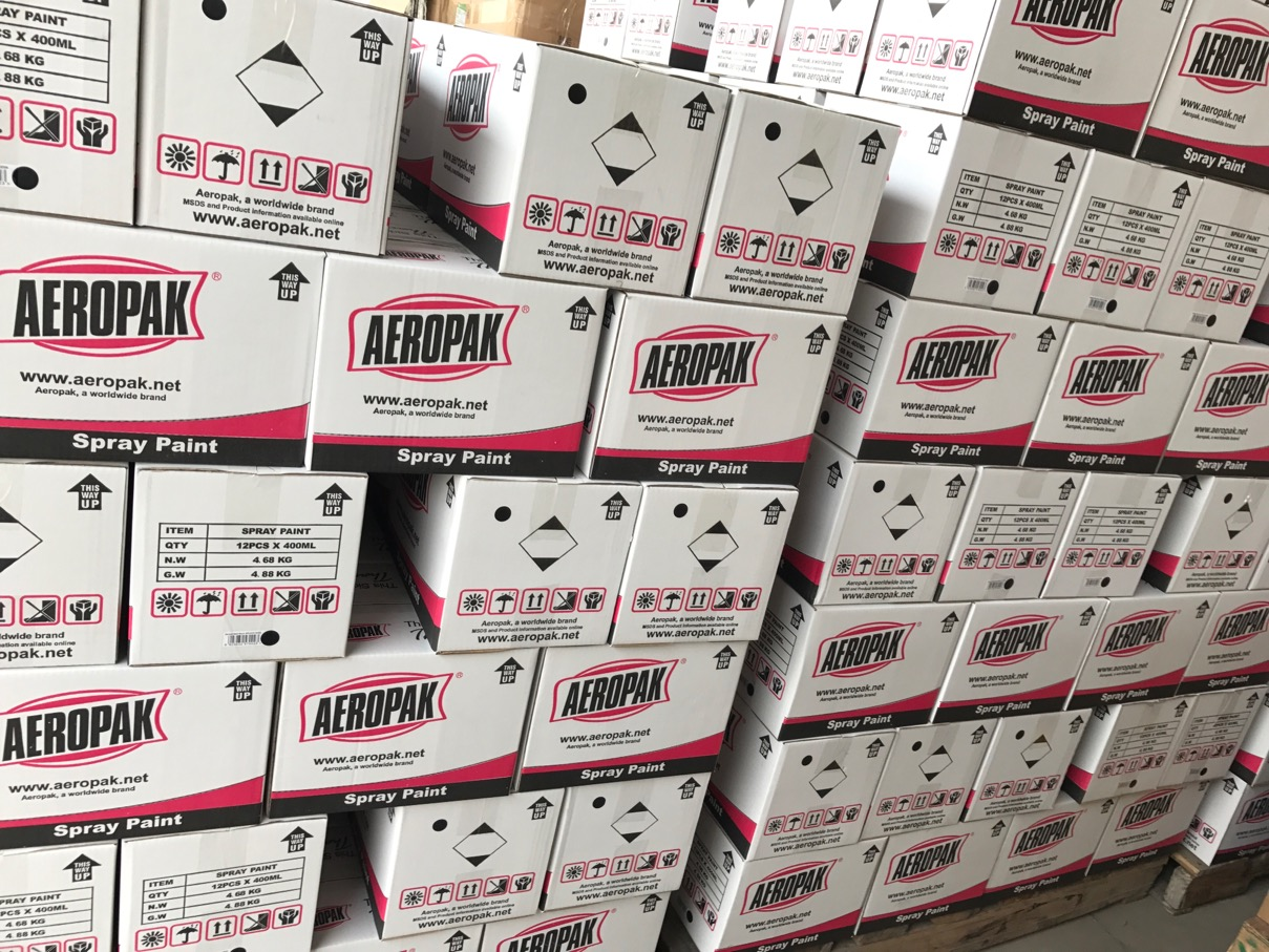 Aeropak Under Coating Spray 500ml