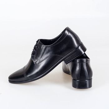 men shoes Cow Leather with lacing