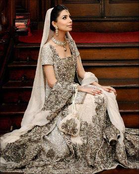 2a6935b320 Latest 2018 Designs 0f Indian Wedding Bridal Dress, Pakistani Wedding  Bridal Dress, Asian Women