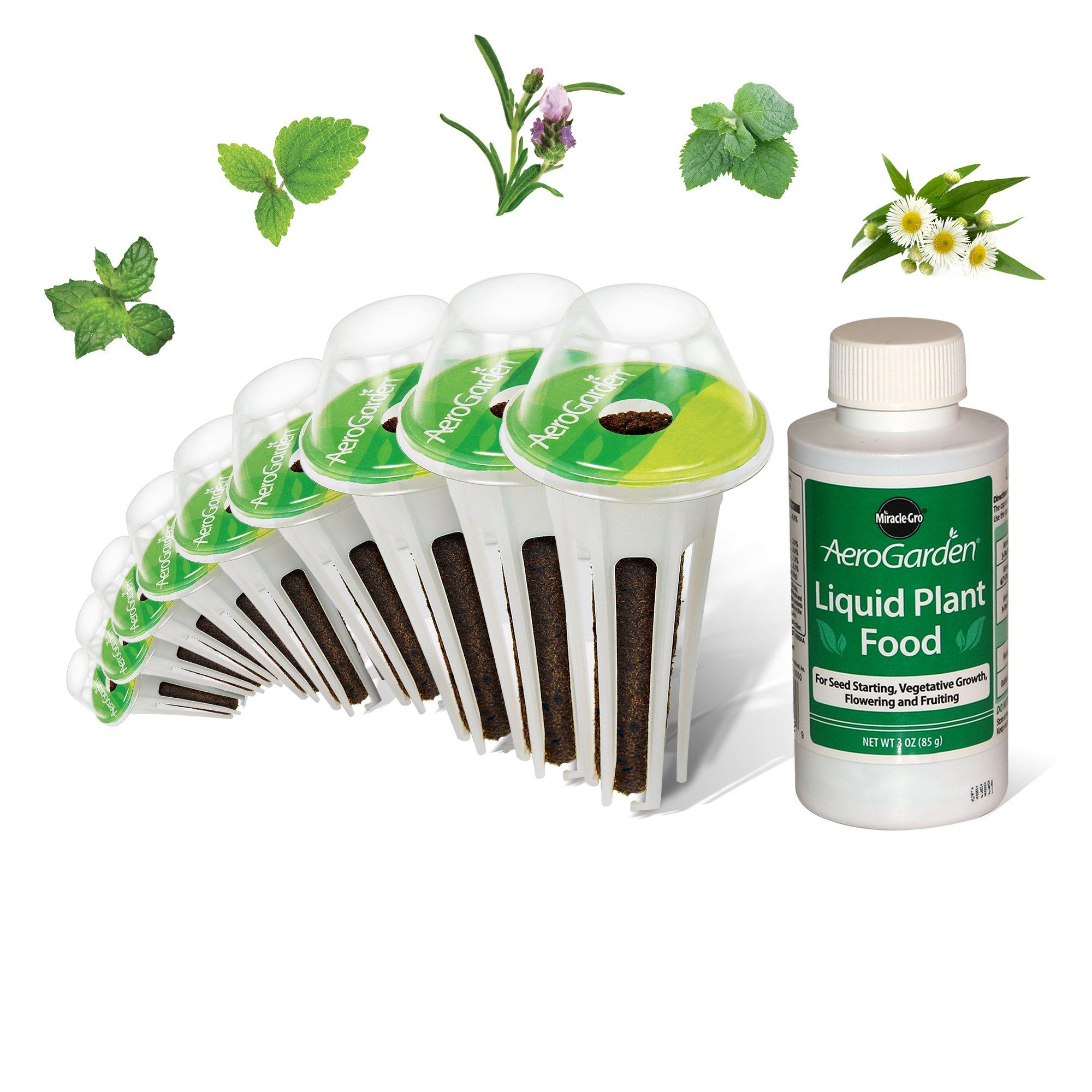 AeroGarden Fresh Tea Seed Pod Kit (9-Pod)