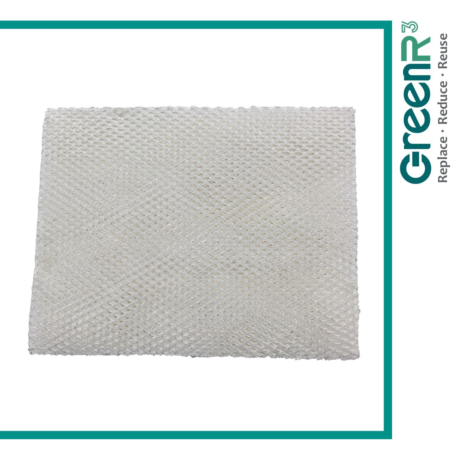 GreenR3 1-PACK Wick Filters Humidifiers for Aprilaire #45 Water Panel fits Aprilaire 400 Aprilaire 400A Aprilaire 400M Aprilaire S1-45 Model Series Replacement Parts Tool Accessories PN and more