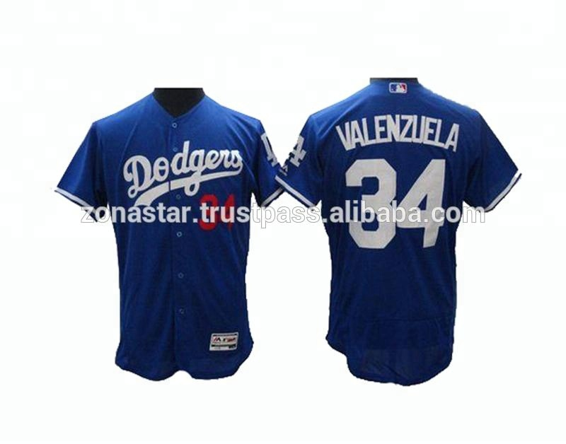 Custom Dri-Fit Baseball Jersey