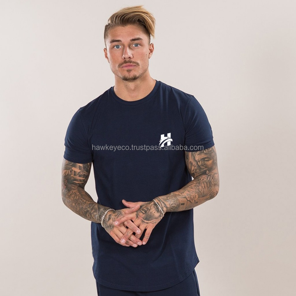 New 2018 Promotional Products Custom T Shirts For Men Manufacture By