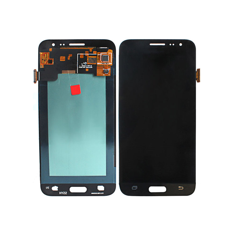 Touch Screen Display LCD de Substituição Digitador Assembléia Para Samsung Galaxy J320