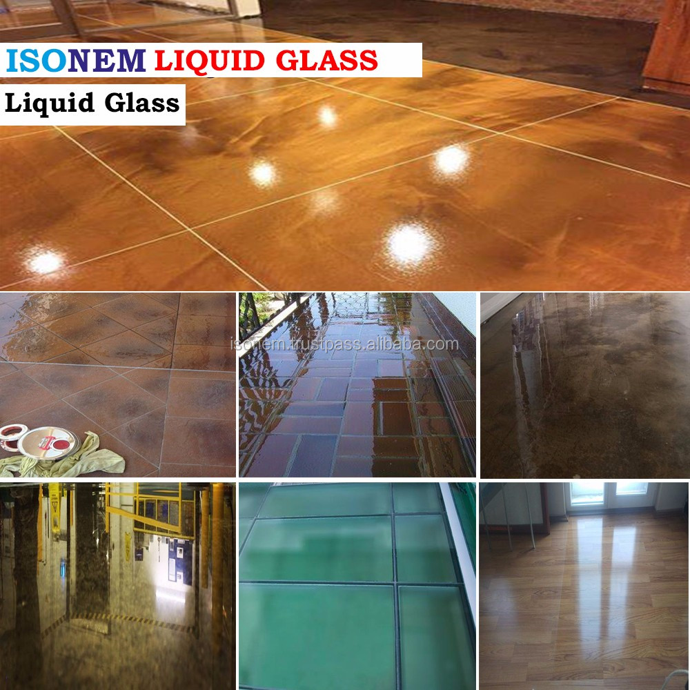 Isonem liquid glass clear coat sealer excellent adhesion on tile isonem liquid glass clear coat sealer excellent adhesion on tile glass marble doublecrazyfo Gallery