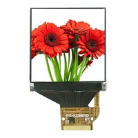 1.3 inch 240*240 IPS tft lcd touch screen panel with MCU interface and ST7789V driver IC