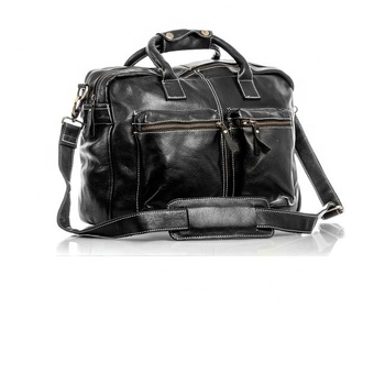 Hot Ing High Quality Leather Duffle Bag Women Travel Duffel Briefcase
