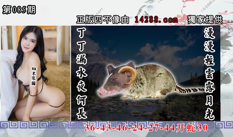 管家婆提供→【四不像图】←自动更新