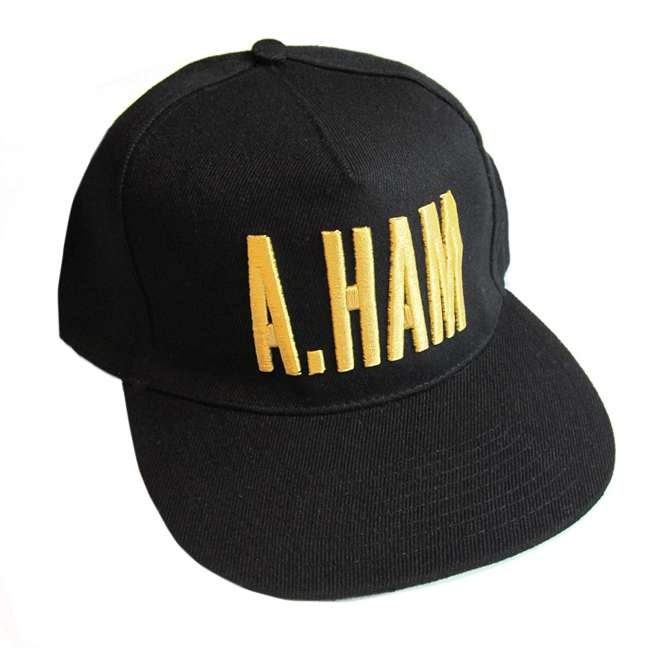 2bbaa409ce5 best Custom flat brim embroidery snapback cap promotional 5 6 panel snapback  hat