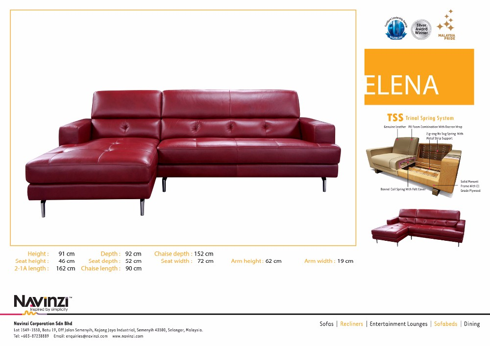 Astonishing Malaysia Modern Leather Elena Sofa Set Designs Modular Furniture Manufacturer Buy Modular Sofa Leather Sofa Modern Leather Sofa Product On Caraccident5 Cool Chair Designs And Ideas Caraccident5Info