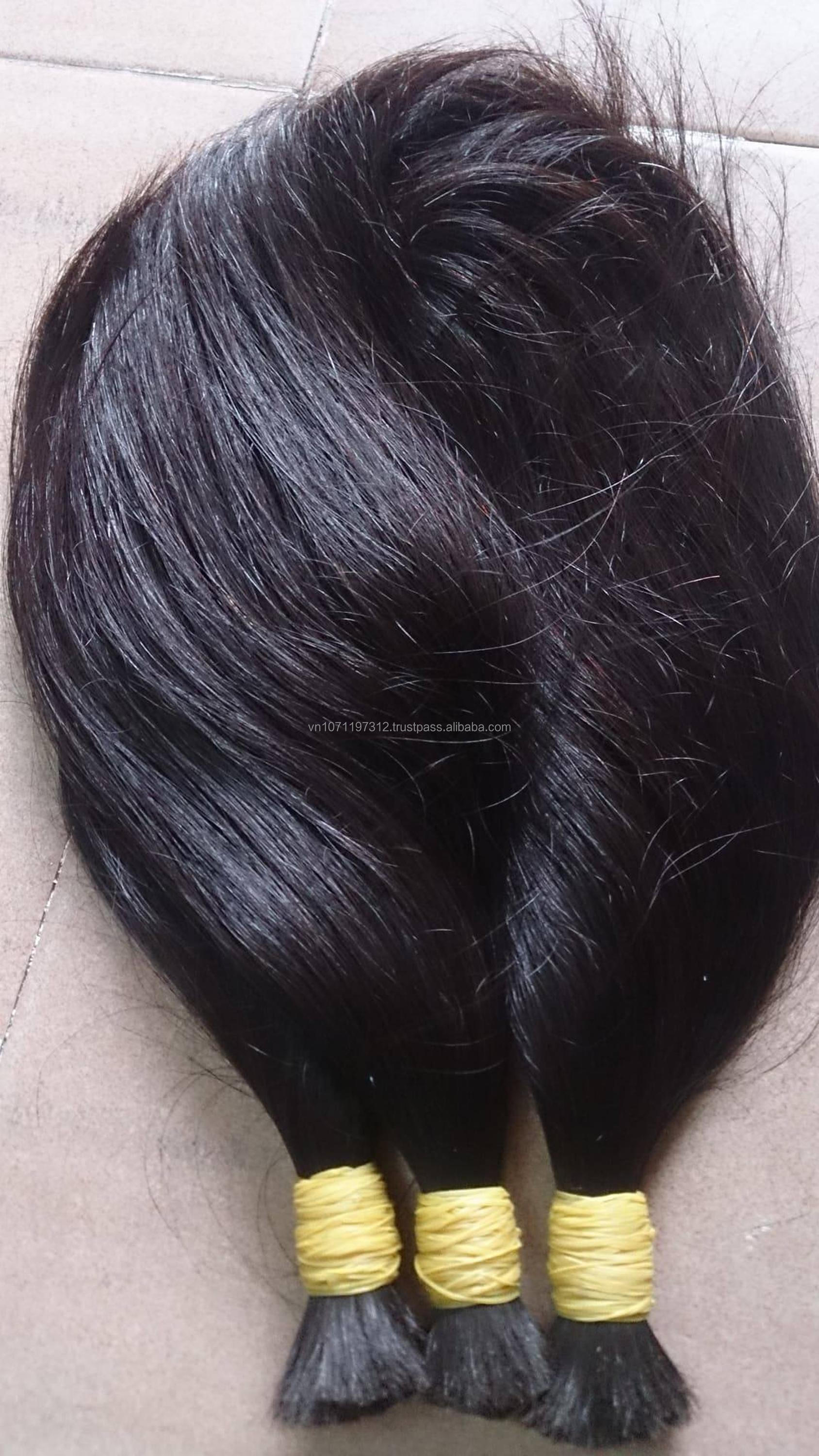 Vietnamese Super Double Drawn Hair Raw Hair