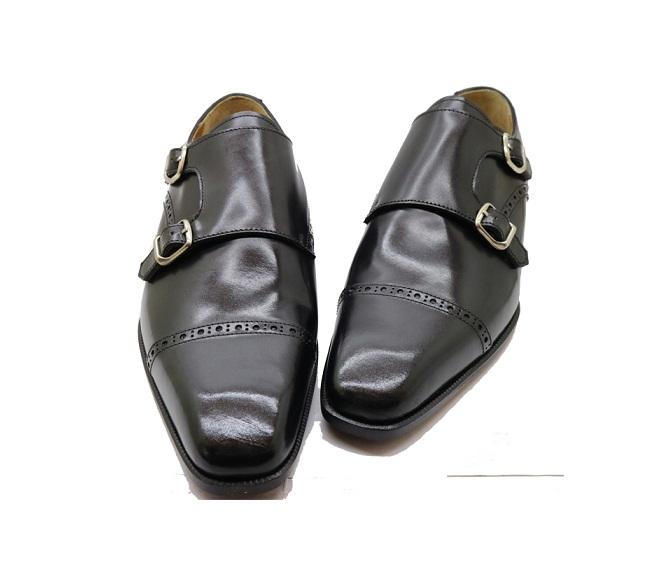 Vietnam men shoe genuine Monk cow strap for leather qg5080nFxB