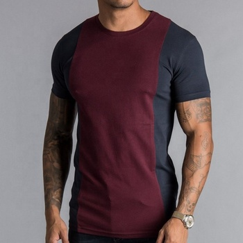 3e8a6910e2 Good Apparel Wholesale Men Clothing Blank best Quality Long-line Tall Men's  Cotton t shirts