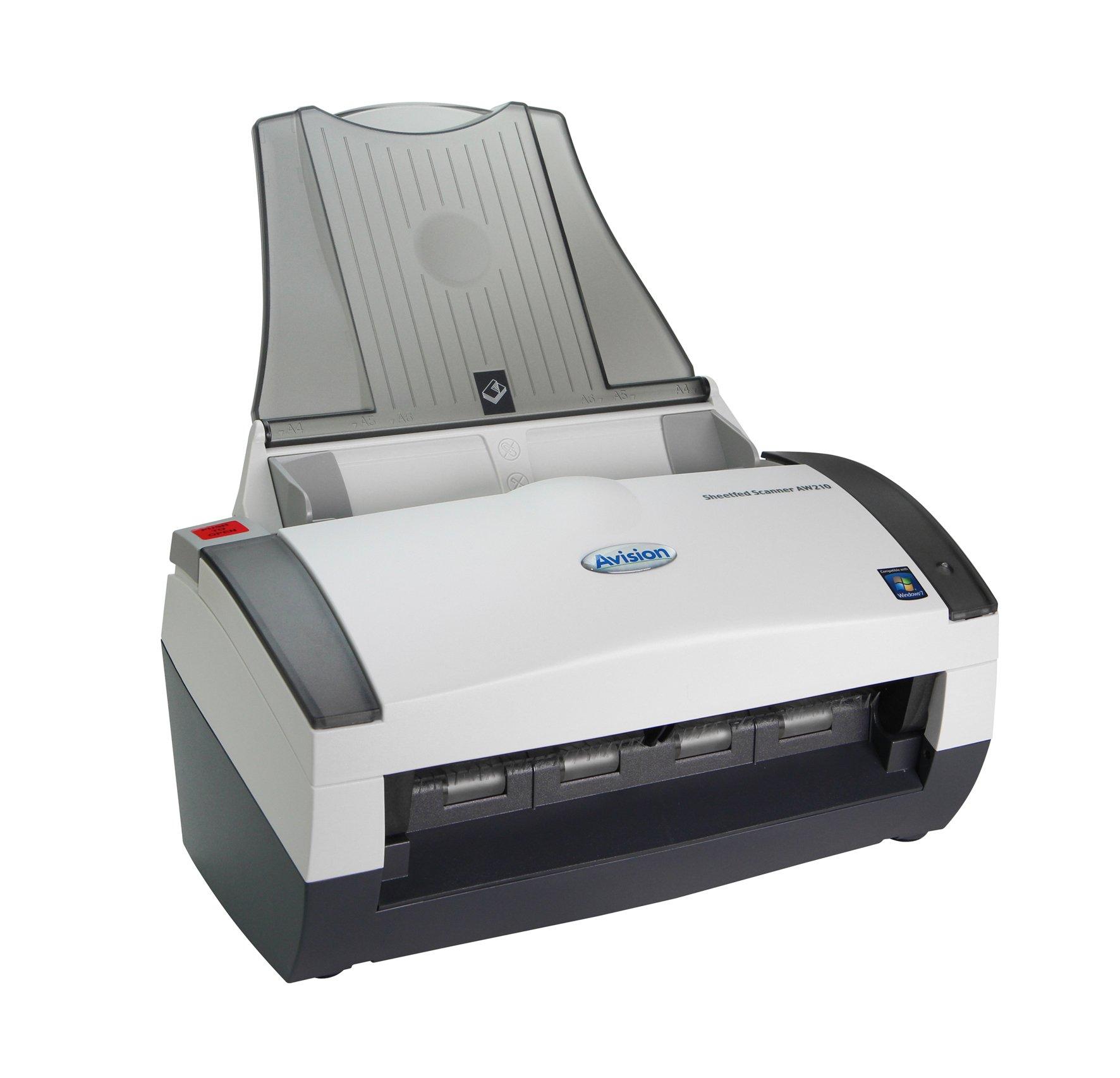 Avision AV220D2+ Scanner Certified Driver Download