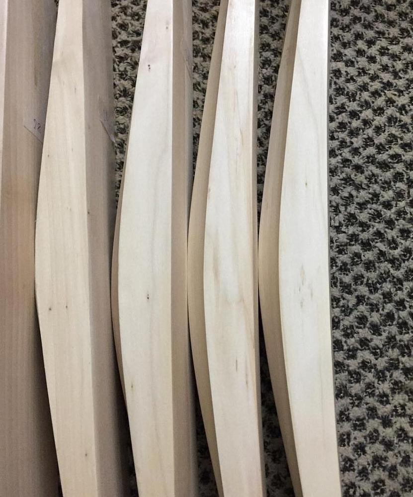 Engels Wilg Cricket Bat/Cricket Bat/Hardball Vleermuis