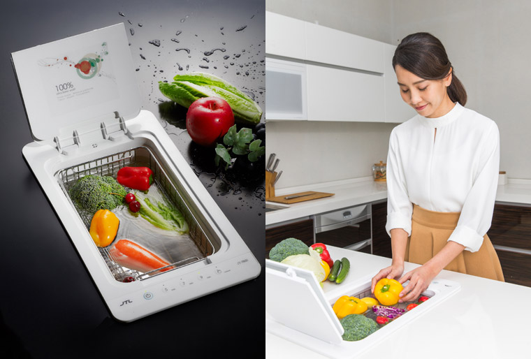 Ultrasonic Cleaner Vegetable Fruit Washer Machine