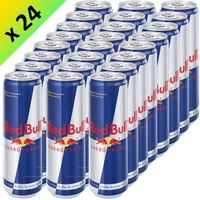RED BULL ENERGY DRINKS IN RED,BLUE AND SILVER CANS 250ML SIZES
