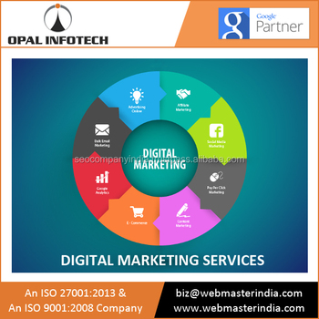 Highlight Your Business in Digital World with Digital Marketing Services from Opal Infotech