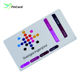 High Sensitive UV Ink Printed UV Monitoring Sun Exposure Testing Card