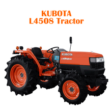 KUBOTA TRACTOR 4508 - STRONG ENGINE - HIGH QUALITY - HOT SALE - BIG DISCOUNT - MADE IN THAILAND - DELIVER WORLDWIDE - INBOX NOW