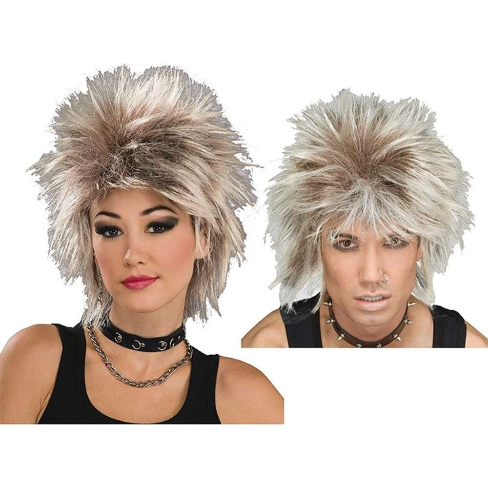 Forum Novelties 80'S 80S Rock Idol Punk Rocker Wig Hair Costume Accessory Spike Spiked