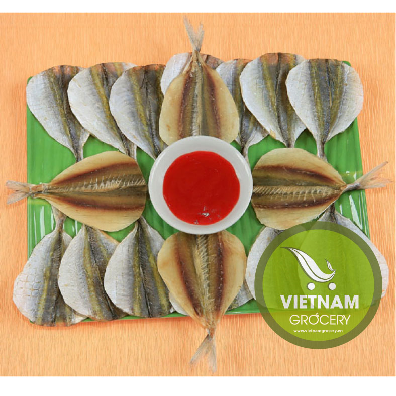 Vietnam High-Quality Grilled Yellowstrip Trevally 50g